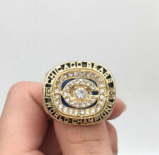 1985 Chicago Bears Championship Ring Fan Great Gift !!