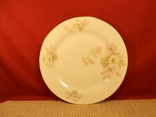 "Tirschenreuth China Apple Blossom 246 Pattern Dinner Plate 10 1/4"""
