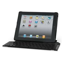 Logitech 920-003544 Fold-Up Bluetooth Wireless Keyboard & Case for iPad2 3 & 4