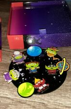 Limited edition Toy Story Alien Remix Jumbo Pin Disney Visa Cardmember exclusive