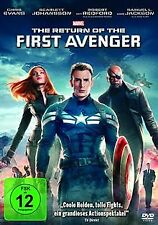 The Return of the First Avenger von Anthony Russo, J... | DVD | Zustand sehr gut