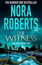The Witness,Nora Roberts- 9780749955212