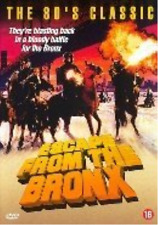 Escape from the Bronx - Dutch Import  (UK IMPORT)  DVD NEW
