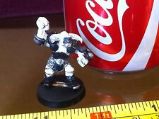Chaos Warrior Converted Blood Bowl Metal Oop Rare Original Model Warhammer GW