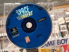 ~ PS1 Space Invaders Playstation Video Game L@@K!