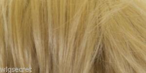 Kristi Medium Lace Front Monofilament Hand Tied Jon Renau Wavy Blonde Grey Wigs