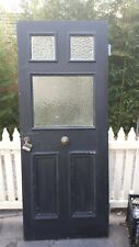 Federation 5 Panel Front Door with period arctic glass