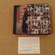 The Sartorialist: Closer by Scott Schuman hardback, limited edition signed new.