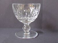 "WATERFORD CRYSTAL MAUREEN 3⅝"" LIQUOR COCKTAIL GLASSES - SIGNED (Ref3769)"
