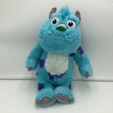 """Disney Parks Sully Monsters Inc Babies Plush Soft Toy Stuffed Animal 11"""""""