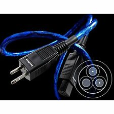 NEW Zonotone Power Cable Meister 6NPS-3.0 Meister-1.5M 1.5m/5 ft (Japan Import)