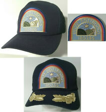 USCSS Nostromo Officer Deluxe Navy Blue Cap or Deluxe Patch- Your Choice