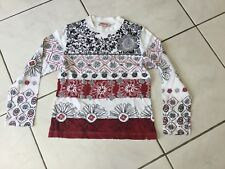 Tee-shirt pull CATIMINI taille 6 Ans