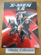 DVD ** XMEN 1.5 ** 1,5 EDITION COLLECTOR 2 DVD