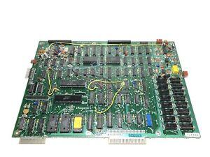 RadioShack TRS-80 Model 4 IV 128k Upgrade Motherboard Main Board Rev A UNTESTED