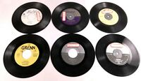 Lot of Six Square Dance 45rpm Records Featuring The Texans The Sundowners Band