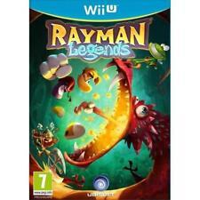 Rayman Legends - Wii-U IMPORT neuf sous blister