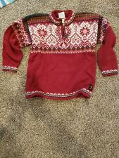 Dale of Norway pullover, never worn, from 2002 Winter Olympics, size small