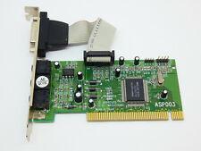 Avance Logic ALS 4000 Audio Sound Card - PCI Slot