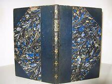A. FIRMIN-DIDOT ESSAI SUR HISTOIRE GRAVURE SUR BOIS 1863 RELIURE MAROQUIN TYPO