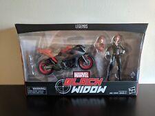 Marvel Legends Black Widow Rider - Complete