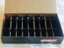 MANLEY Tatanium Exhaust Valves 18 Degree Or 15 Degree SBC (Small Block Chevy)