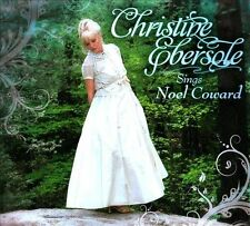 Sings Noel Coward [Digipak] * by Christine Ebersole (CD, Sep-2010, Razor & Tie)