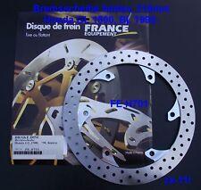 Disco de freno trasera Honda GL 1500, gl1500 Goldwing, 90-, fe.h701, Gold Wing sc22