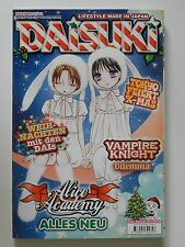 Lifestyle made in Japan Daisuki Alice Academy Alles neu 12 10 Manga