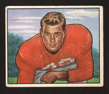 KNOX  RAMSEY   49ers  ROOKIE   1950 BOWMAN # 144  VERY GOOD