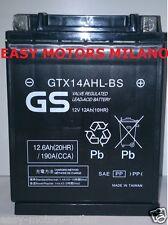 BATTERIA GS YUASA YTX14AHL-BS KAWASAKI GPZ 900 R ZX 900 A1-A16 <03