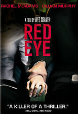 Red Eye DVD Rachel McAdams