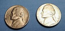 Jefferson Nickels 1972-P  and 1972-D