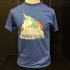 Central Intelligence Unicorn the rock kevin hart Dwayne Johnson T Shirt