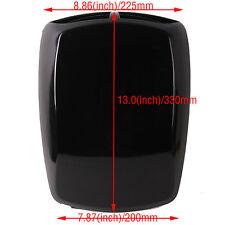 Hood Net Scoop Bonnet Vent Decal Car Vehicle Air Flow Cover Decorative Black
