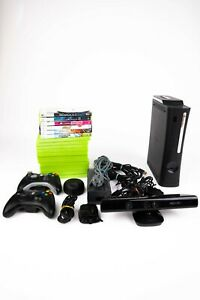 XBox 360 Console Bundle 120GB HDD ~ *Free Fast Shipping* with Chip + Free Extras