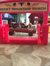 Hasbro Lincoln Logs Rocky Mountain Ranch
