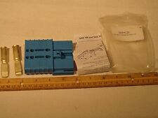 BRAD HARRISON BH69120 69120 Stecker SAE160/SA175 blau FLAT PIN CONNECTOR