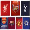 FOOTBALL TEAM RUG - CHELSEA, BARCELONA, ARSENAL & MORE NEW 100% OFFICIAL