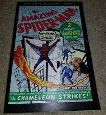 Marvel Comic Amazing Spider-man 1 NM promo giveaway key book 1962 Reprint vol 3