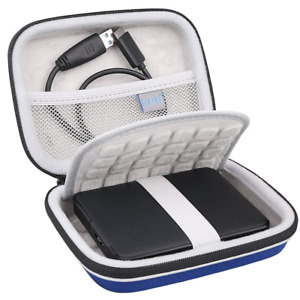 Hard Travel Case for Seagate Expansion 1TB 2TB 4TB Portable External Drive USB