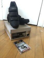 Giro Carbide R II Cycling Shoes -Men's (Black/Charcoal/8 US - 41 EU) Woman's 9.5