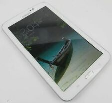 "Samsung SM-T217S Galaxy Tab 3 7"" 16GB White Android Tablet W/ Good Sprint IMEI"