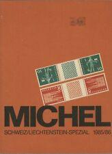Michel, Schweiz/Liechtenstein-Spezial-Katalog 1985/86