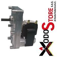 Motoriduttore serie T3 FB1255 per stufa pellet 4 rpm diam 9,5 mm pacco 32 mm