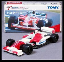 TOMICA PANASONIC TOYOTA RACING F-1 TOMY DIECAST CAR F1 NEW