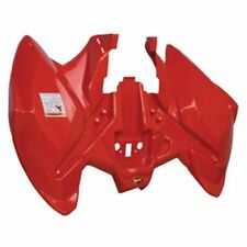 Polaris OUTLAW 450 500 525 IRS S Maier REAR Fender Plastic Fighting Red