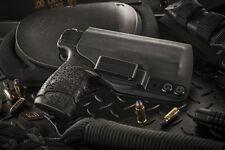 """Atom"" Clinger Holster - S&W M&P Shield 9mm/40 Tuckable IWB - Kydex"