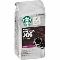 Starbucks Dark Roast Ground Coffee, Morning Joe,