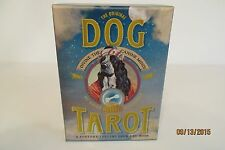 """The Original Dog Tarot Fortune Telling Deck And Book ~ """"Divine The Canine Mind!"""""""